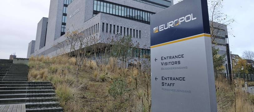 Le siège d'Europol à La Haye, aux Pays-Bas.