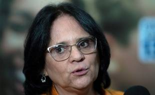 Damares Alves, ministre brésilienne des Femmes dans le gouvernement de Jair Bolsonaro.