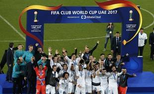 Surprenant: en 2017, c'est une équipe européenne qui avait remporté le Mondial des clubs