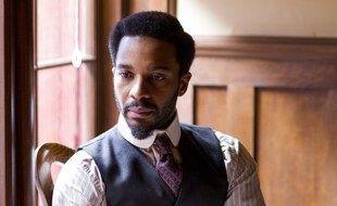 André Holland campe Algernon Edwards dans « The Knick ».