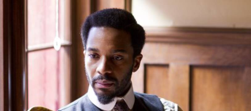 André Holland campe Algernon Edwards dans « The Knick ».
