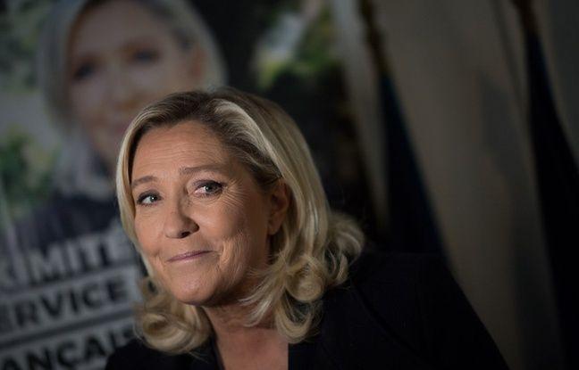 Nantes: Passe d'armes entre Marine Le Pen et Johanna Rolland