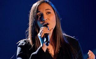 Thana-Marie a repris un titre de Céline Dion aphone ce samedi dans «The Voice».