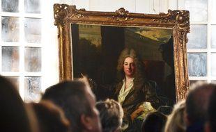 Le portrait de Joseph Bonnier de la Mosson, acquis par le musée Fabre.