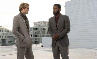 Robert Pattinson et John David Washington sont à l'affiche de « Tenet »