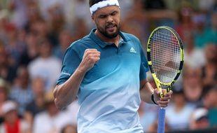 Jo-Wilfried Tsonga affrontera Novak Djokovic au deuxième tour