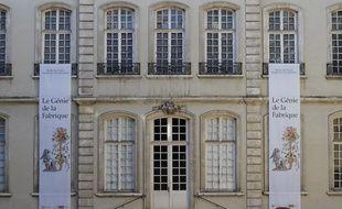 Le musée des tissu à Lyon est menacé de fermeture.