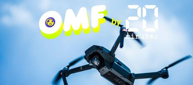 La police aurait-t-elle envoyé des drones pour surveiller les Marseillais pendant l'épidémie de Covid-19 ?