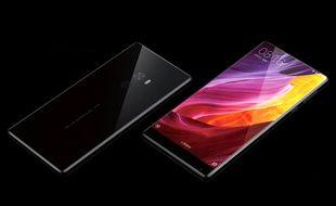 Le Mi Mix, de Xiaomi, sera vendu en Chine à un prix avoisinant les 500 euros.