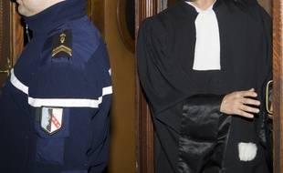 Le procès du suppléant de la candidate de La République en marche a été renvoyé au mois de mars 2018 (Illustration). // PHOTO : V. WARTNER / 20 MINUTES