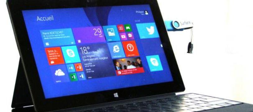 Microsoft préparerait la sortie d'une nouvelle tablette low cost.