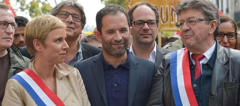 Jean-Luc Mélenchon et Benoît Hamon devraient participer à la marche des libertés samedi 12 juin 2021 à Paris