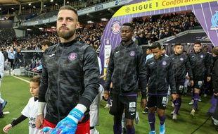 Comme tous les Français, Baptiste Reynet et les footballeurs du TFC sont dans le flou.