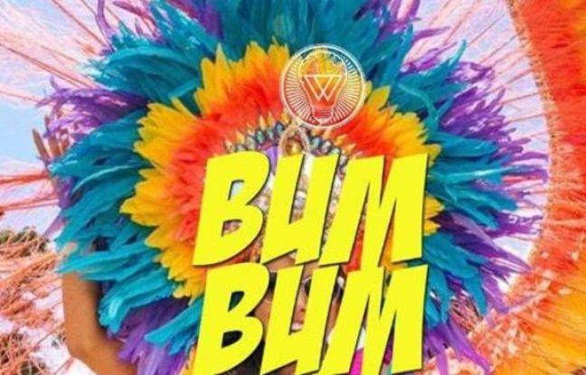 Visuel do Brasil pour la Bum Bum Tam Tam du 14 juillet