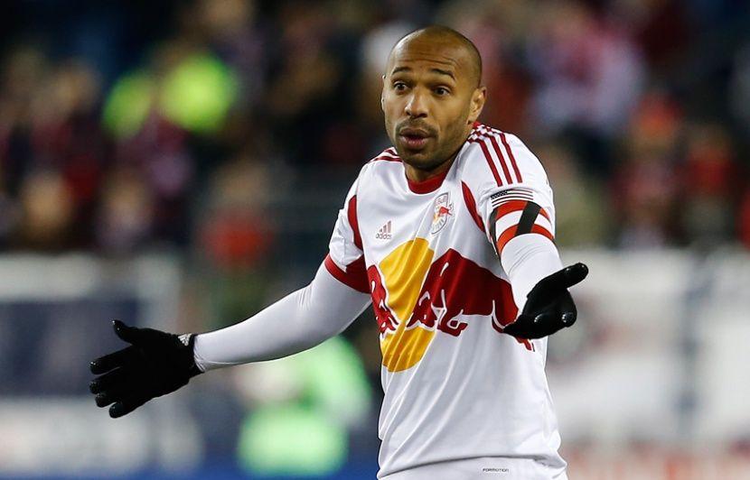 MLS: Thierry Henry, futur coach des New York Red Bulls? Le club parle de «fausses informations»