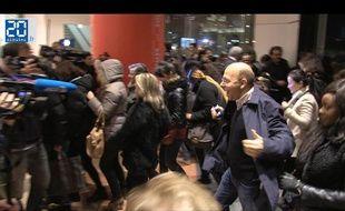 Le coup d'envoi des soldes d'hiver a été donné mercredi 9 janvier 2013, à Paris.