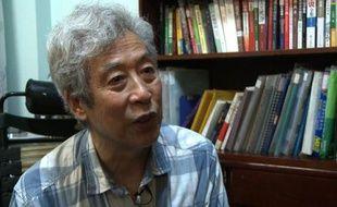 Le professeur Sun Wenguang, éminent intellectuel chinois.