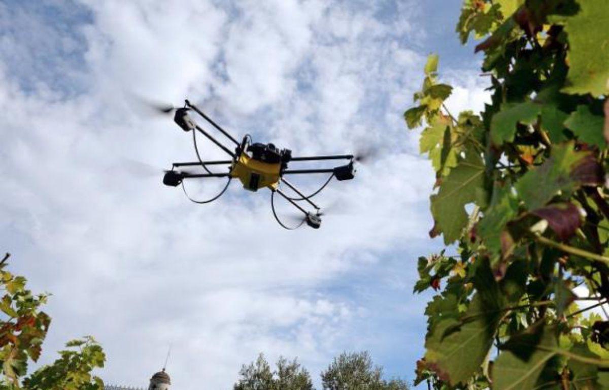 La France démunie face au survol des drones de sites sensibles – Jean Pierre Muller AFP