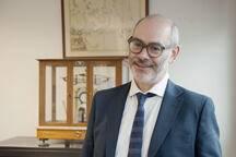 Vincent Maréchal, professeur en virologie à l'université de la Sorbonne.