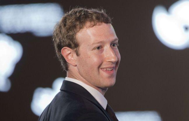 Mark Zuckerberg au Panama en avril 2015