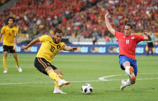Direct Belgique Panama Coupe du Monde 2018: Les Diables Rouges entrent en piste... Suivez le live avec nous