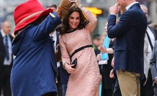Kate Middleton danse avec l'ours Paddington