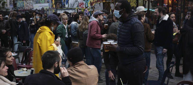 Jean Castex a réitéré ses appels à la prudence, deux jours après la réouverture des terrasses en France