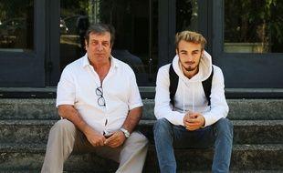 L'enseignant Marc Carrey, et l'étudiant Olivier, dénoncent la crise du logement étudiant qui affecte particulièrement Bordeaux.