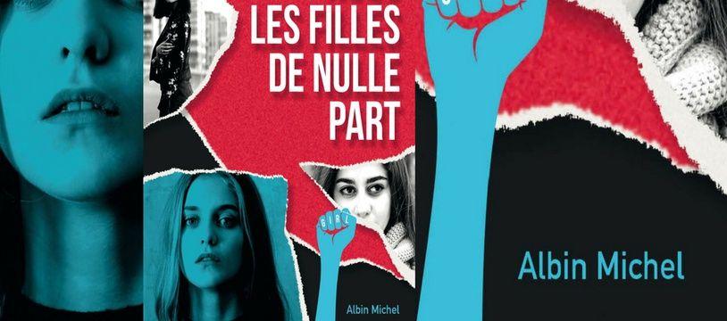 Nous les filles de nulle part, d'Amy Reed, est paru fin février chez Albin Michel.