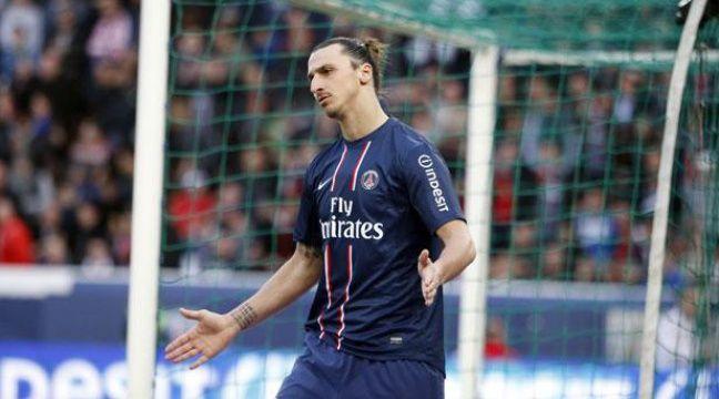 PSG: Zlatan Ibrahimovic aurait annoncé son départ