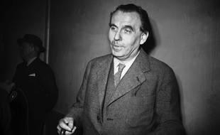 Louis-Ferdinand Céline dans les années 1950.