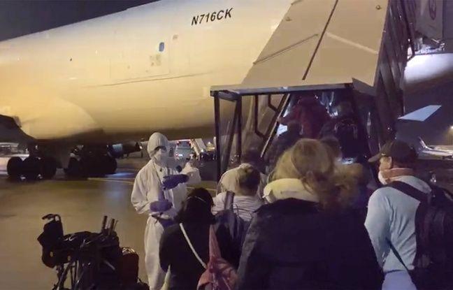 Coronavirus: Quatorze cas positifs parmi les Américains évacués du paquebot « Diamond Princess » au Japon