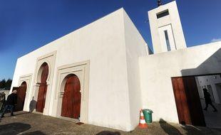 La mosquée de Bayonne.