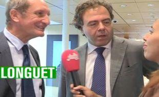 Gérard Longuet a affirmé qu'il valait mieux être prostituée que journaliste.