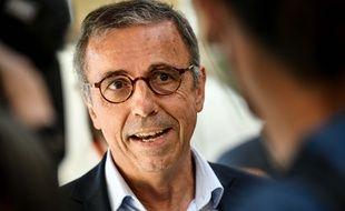 Après trente année dans l'opposition, Pierre Hurmic a été élu maire de Bordeaux le 28 juin 2020.