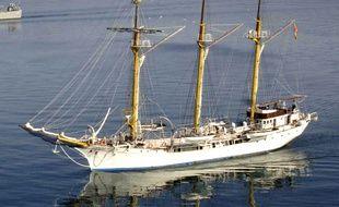 Le Jadran, navire de la marine monténégrine