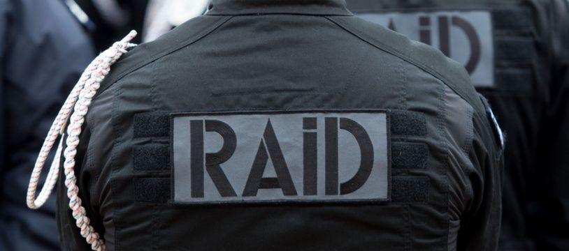 Le Raid est intervenu samedi à Sète
