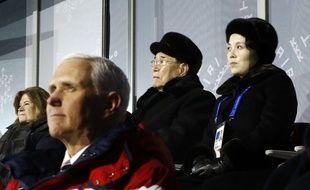 Le 9 février 2018, lors de la cérémonie d'ouverture des Jeux olympiques de Pyeongchang, le vice-président américain Mike Pence et Kim Yo Jong, la soeur du leader nord-coréen, étaient assis dans la même loge mais ne se sont pas adressé la parole.