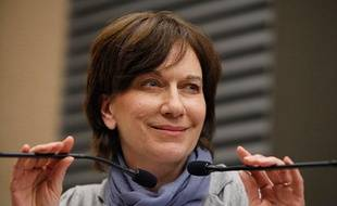 Laurence Rossignol, sénatrice de l'Oise et secrétaire nationale du Parti socialiste en charge de l'environnement.