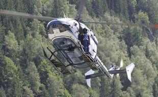 L'affaire a même mobilisé un hélicoptère de la gendarmerie. CYRIL VILLEMAIN/20 MINUTES