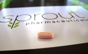 Le Flibanserin, de Sprout Pharmaceuticals, pourrait devenir le premier médicament pour booster la libido féminine à être autorisé aux Etats-Unis.