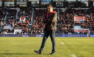 Mourad Boudjellal, ne sera plus le propriétaire du RC Toulon à partir du 1er décembre 2019.