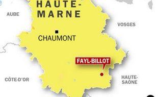 Cinq cas de méningites ont été détectés à Fayl-Billot en Haute-Marne.