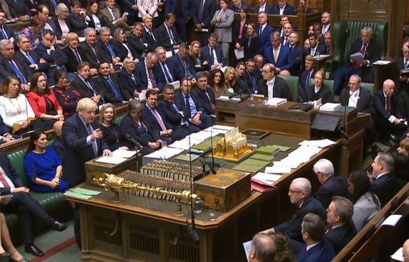 Brexit : Que s'est-il passé durant cette folle journée à Londres ?