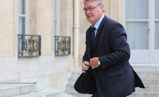 Jean-Paul Delevoye, le 19 juin 2019 à l'Elysée.