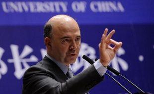 Le ministre de l'Economie et des Finances, Pierre Moscovici, a assuré mercredi sur Europe 1 que le futur taux du Livret A, en vigueur à partir du 1er février, ne baisserait pas d'un point contrairement à des projections d'analystes se basant sur l'inflation.