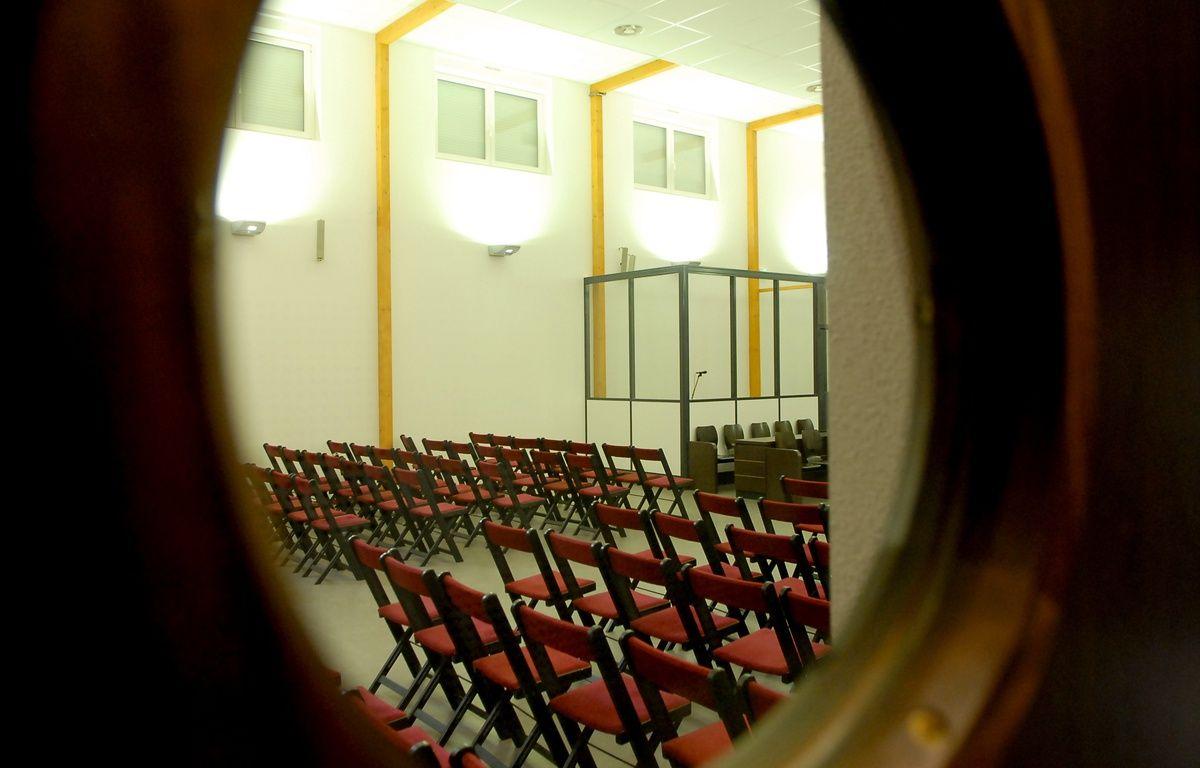 Illustration justice. Tribunal place d'Islande à Strasbourg. Le 29 01 07 – G . VARELA / 20 MINUTES