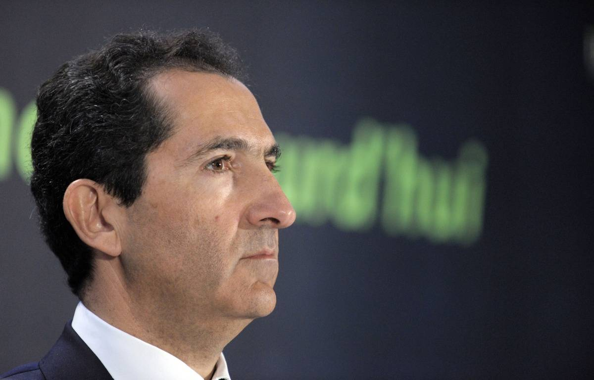 Patrick Drahi, patron d'Altice qui a racheté Libération et est désormais la 3e fortune de France. – AFP