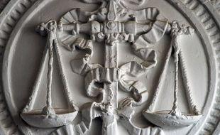 Une balance de la justice (image d'illustration).