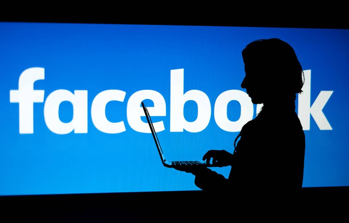 Le logo de Facebook (illustration). – MATHIEU PATTIER/SIPA